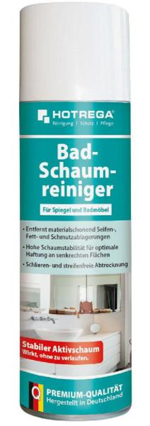 HOTREGA Bad-Schaumreiniger 300 ml Spraydose